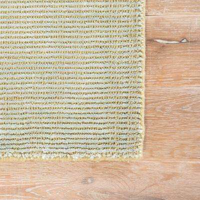 Solids Handloom Sweet Pea 5 Ft X 8 Solid Area Rug