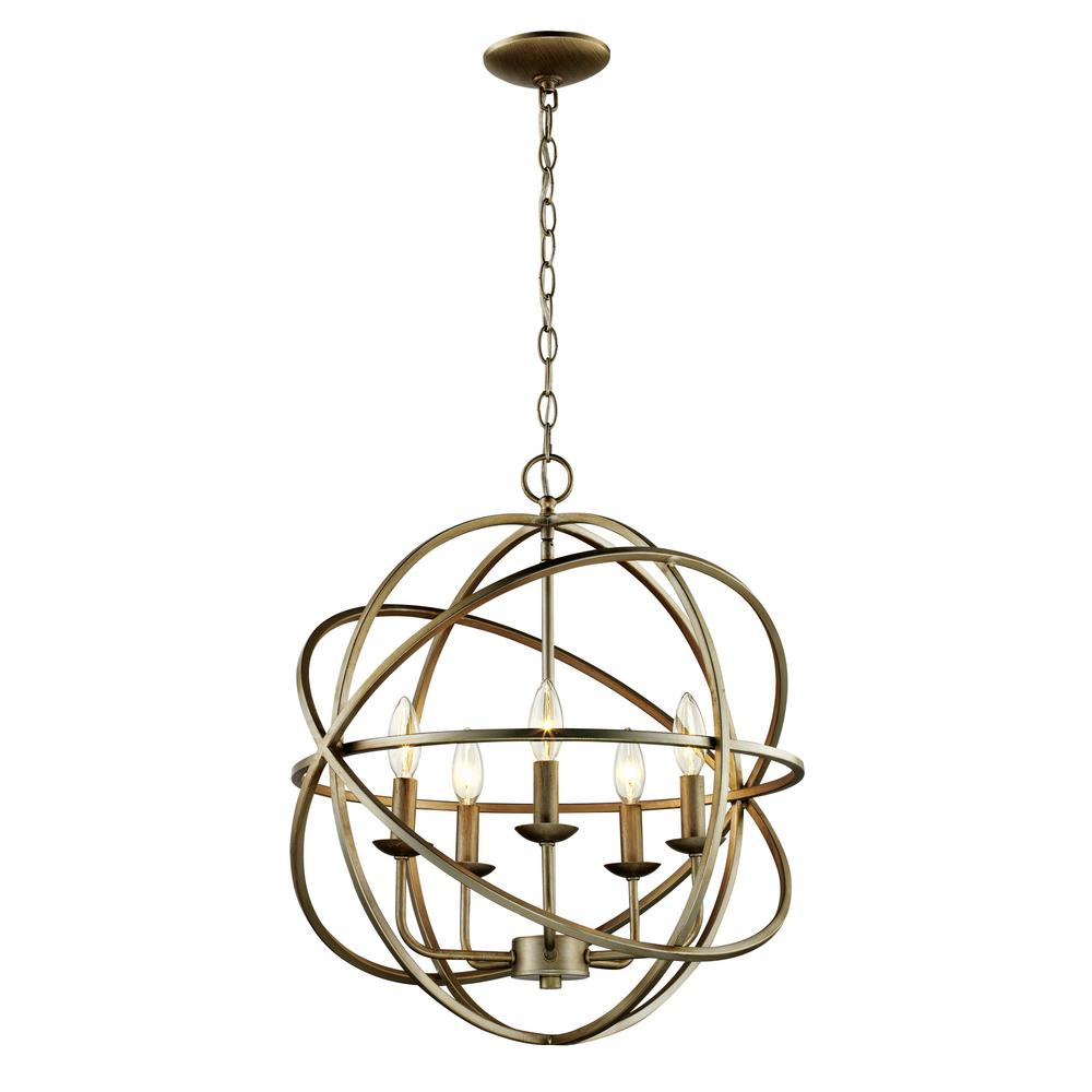 Bel air lighting 5 light antique silver multi ring orb chandelier bel air lighting 5 light antique silver multi ring orb chandelier aloadofball Image collections