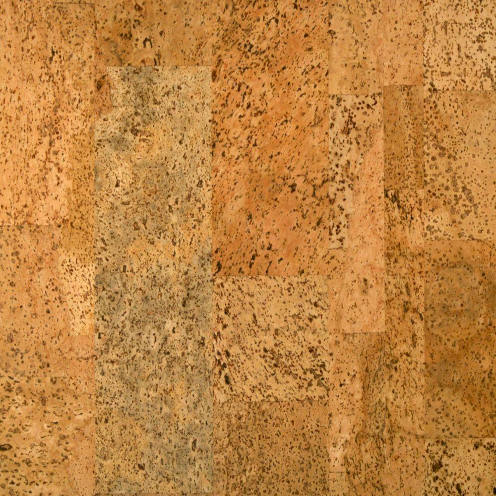 Sand Dunes Cork Cork Flooring - 5 in. x 7 in. Take Home Sample