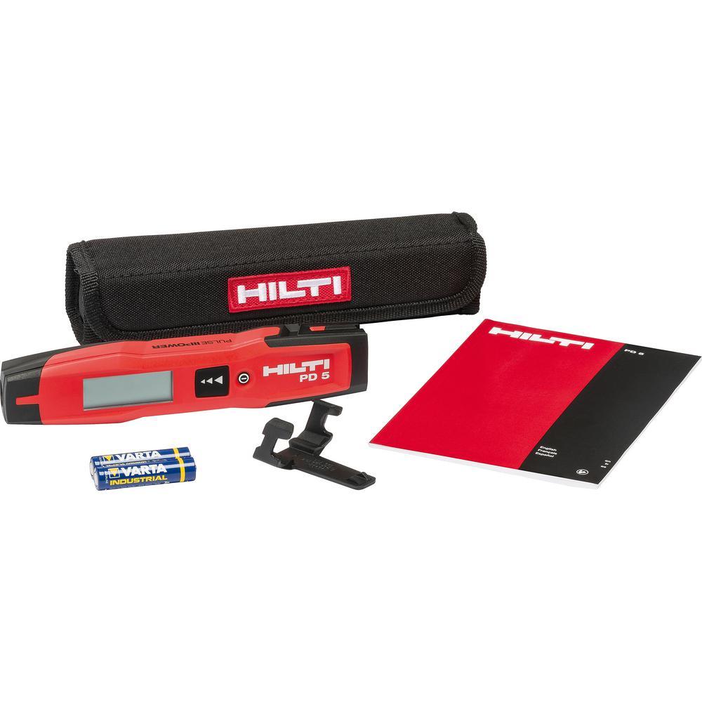 Hilti PD 5 Laser Range Meter