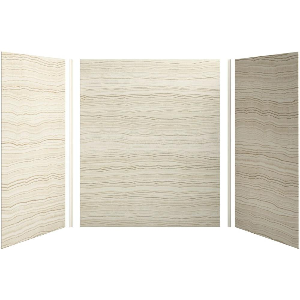 Choreograph 60in. X 42 in. x 72 in. 5-Piece Bath/Shower Wall