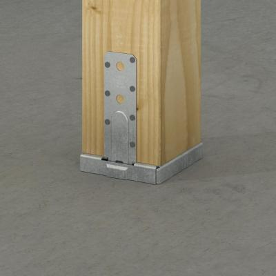 Simpson Strong-Tie - Post Bases - Post Brackets - The Home ...
