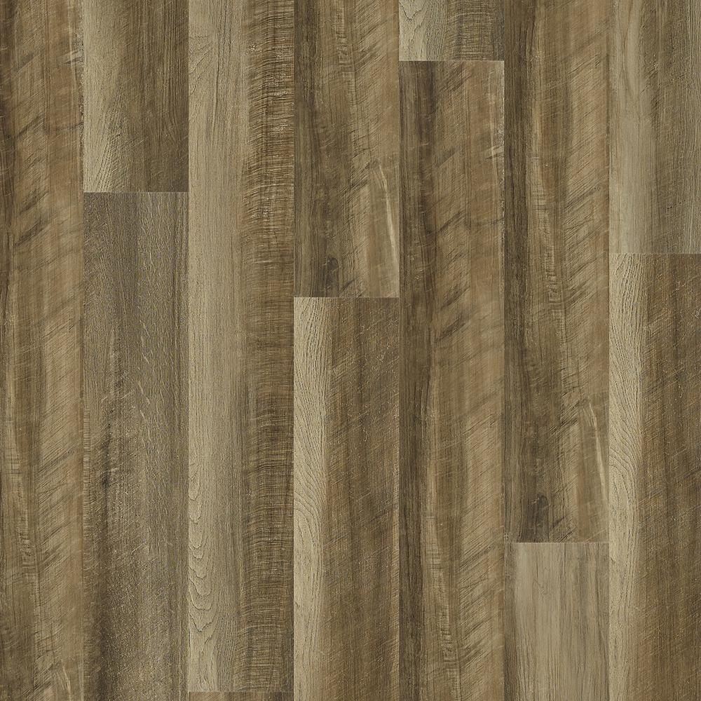 Great Shaw Baja 6 In. X 48 In. Nevada Repel Waterproof Vinyl Plank Flooring (