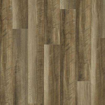 Baja 6 in. x 48 in. Nevada Repel Waterproof Vinyl Plank Flooring (23.64 sq. ft. / Case)