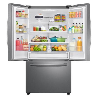 SAMSUNG 28.2 cu. ft. French Door Refrigerator in Stainless Steel (Was $1899, Now $1398)