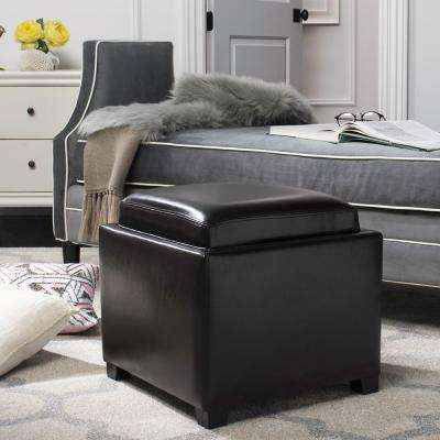 Rickey Brown Storage Ottoman