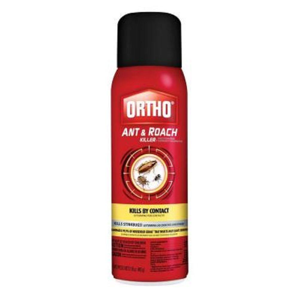 16 oz. Ant and Roach Killer Aerosol