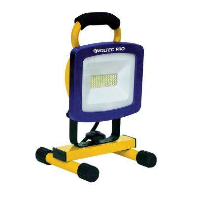 6600 Lumen 72-Watt AC LED Portable Work Light