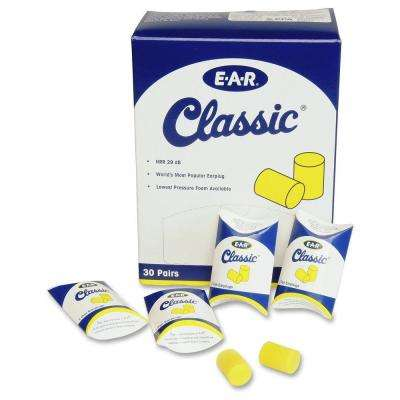 NRR 29 Cordless Ear Plugs (30 per Box)