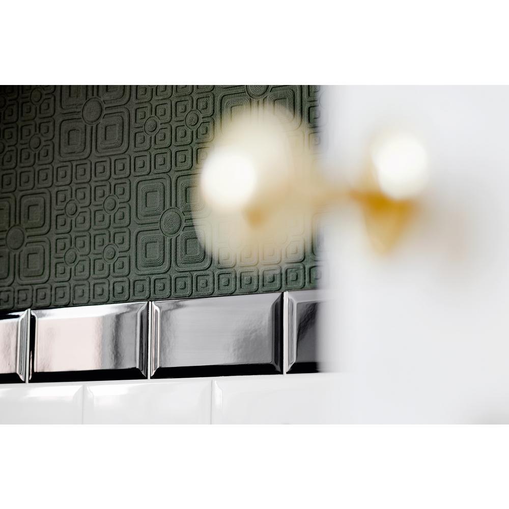 Cottage Garden Paintable Luxury Vinyl Wallpaper
