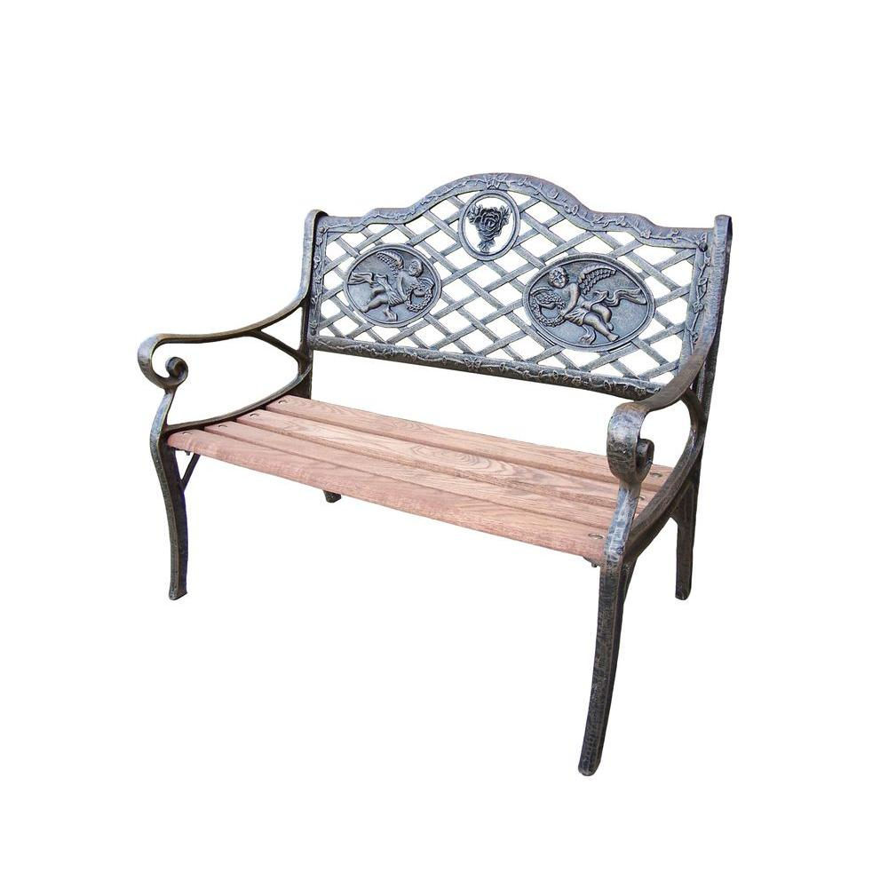Angel Kiddy Patio Bench