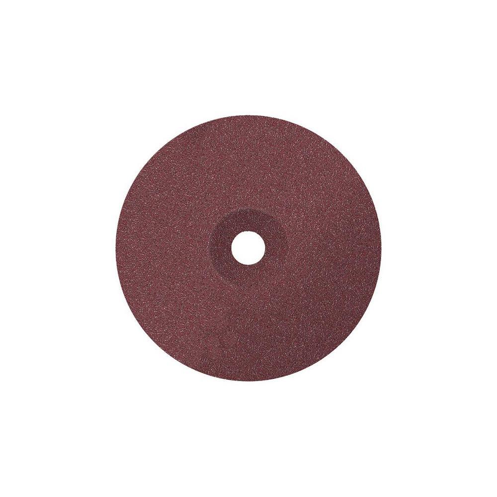 COOLCUT 7 in. x 7/8 in. Arbor GR80, Sanding Discs (Pack of 25)