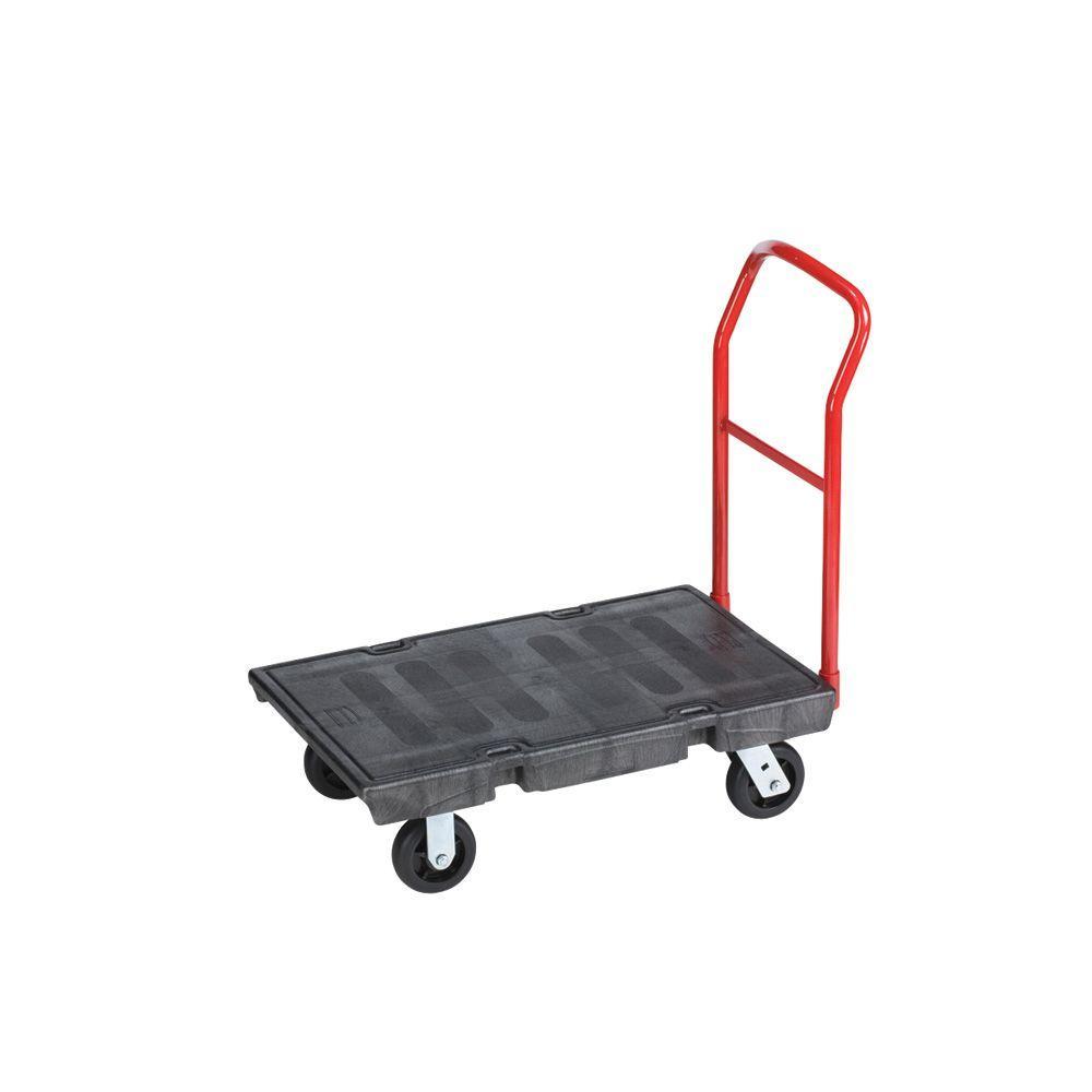 100 Olympia 300 Lb Capacity Folding Platform Cart Pro