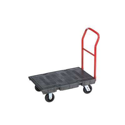 24 in. x 36 in. Heavy Duty Platform Truck with 6 in. Casters
