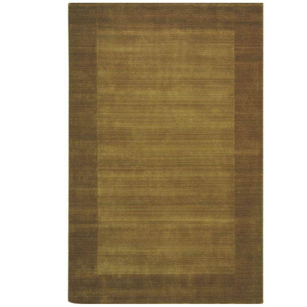 Home Decorators Collection Melrose Gold 3 ft. x 5 ft. Area Rug