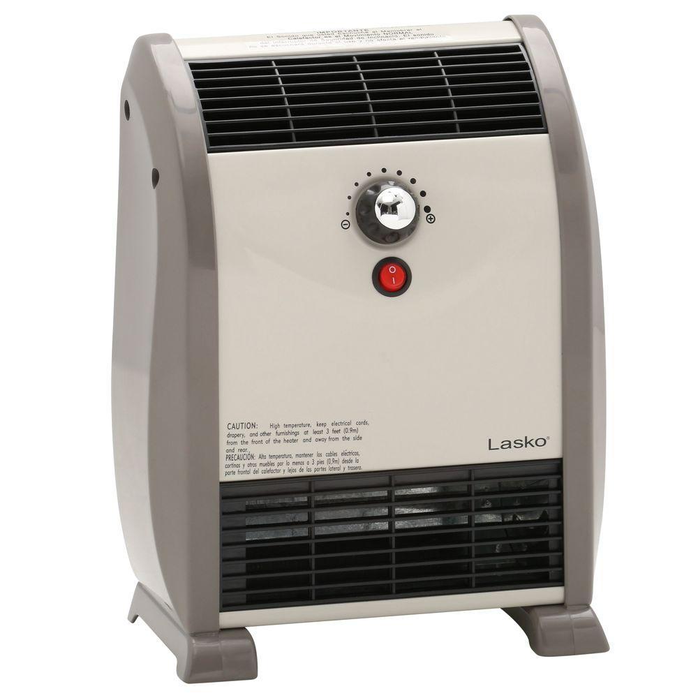 Lasko 1500-Watt Convection Automatic Air-Flow Electric Portable Heater