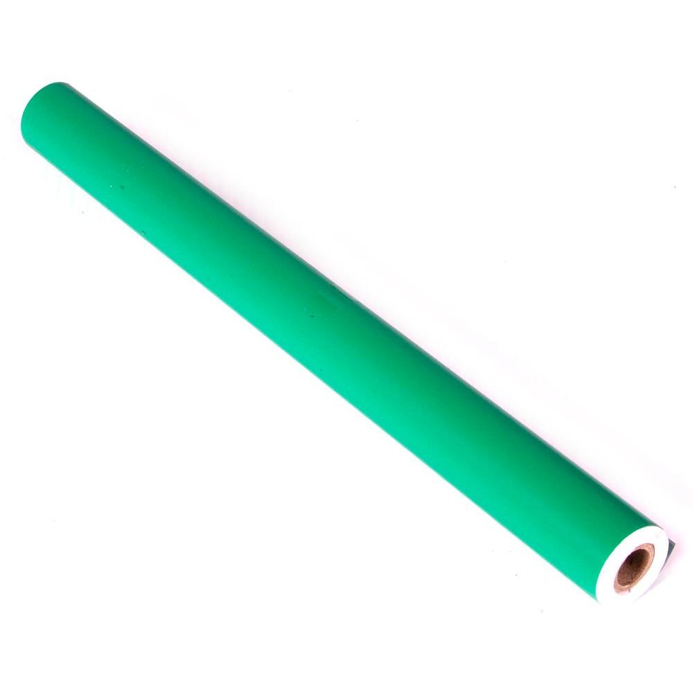 12 In Pegboard Vinyl Self Adhesive Tape Roll In Green