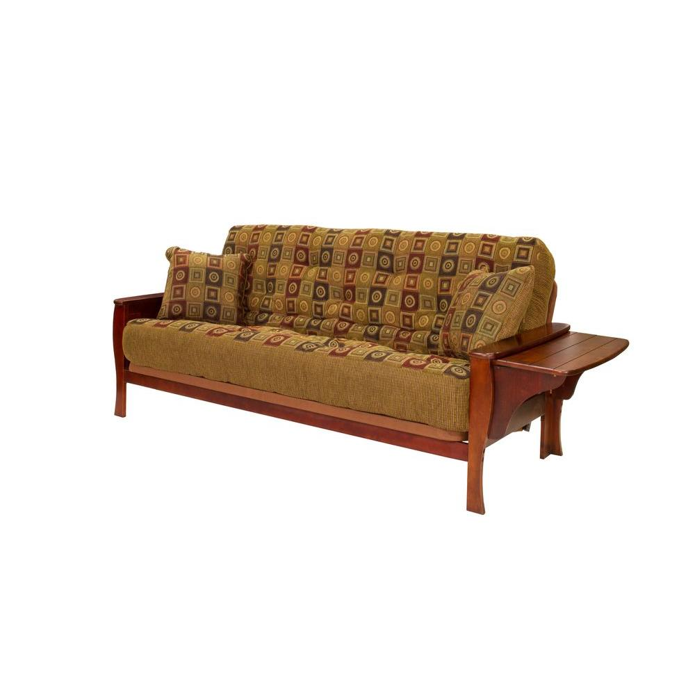 big tree brewster cohiba futon big tree brewster cohiba futon z69985ssf50   the home depot  rh   homedepot