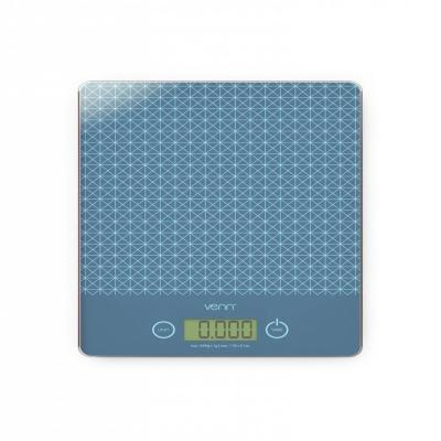Kitchen Scale with Integrated Bowl Scraper