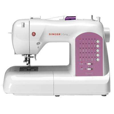 Curvy 30-Stitch Sewing Machine