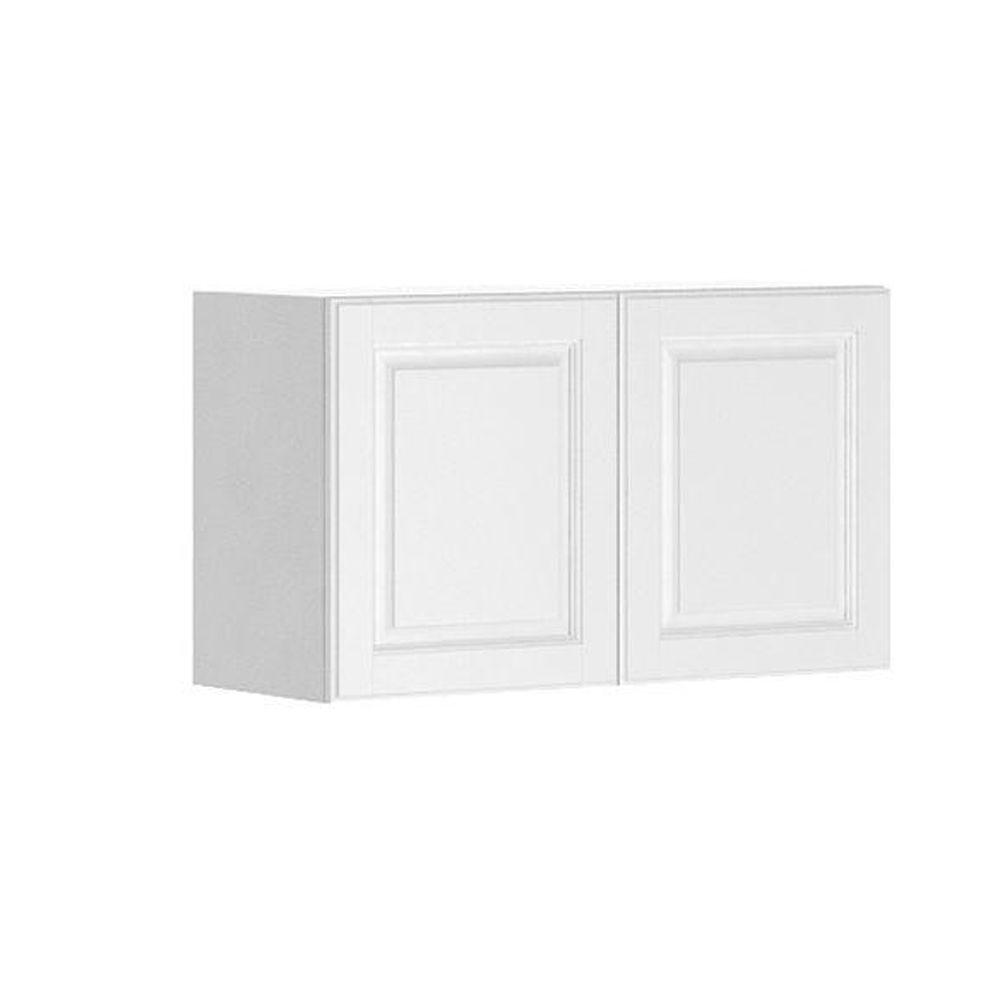 Painting Melamine Kitchen Cabinets White: Fabritec Ready To Assemble 30x18x12.5 In. Birmingham Wall