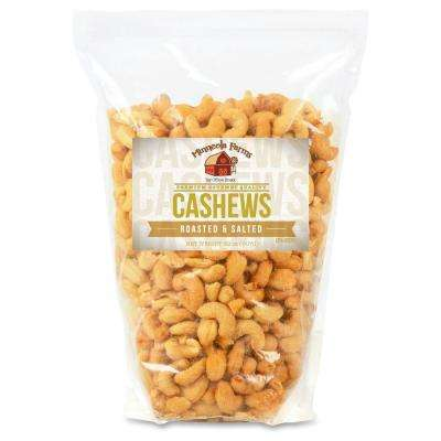 2 lb. Premium Roasted and Salted Cashews