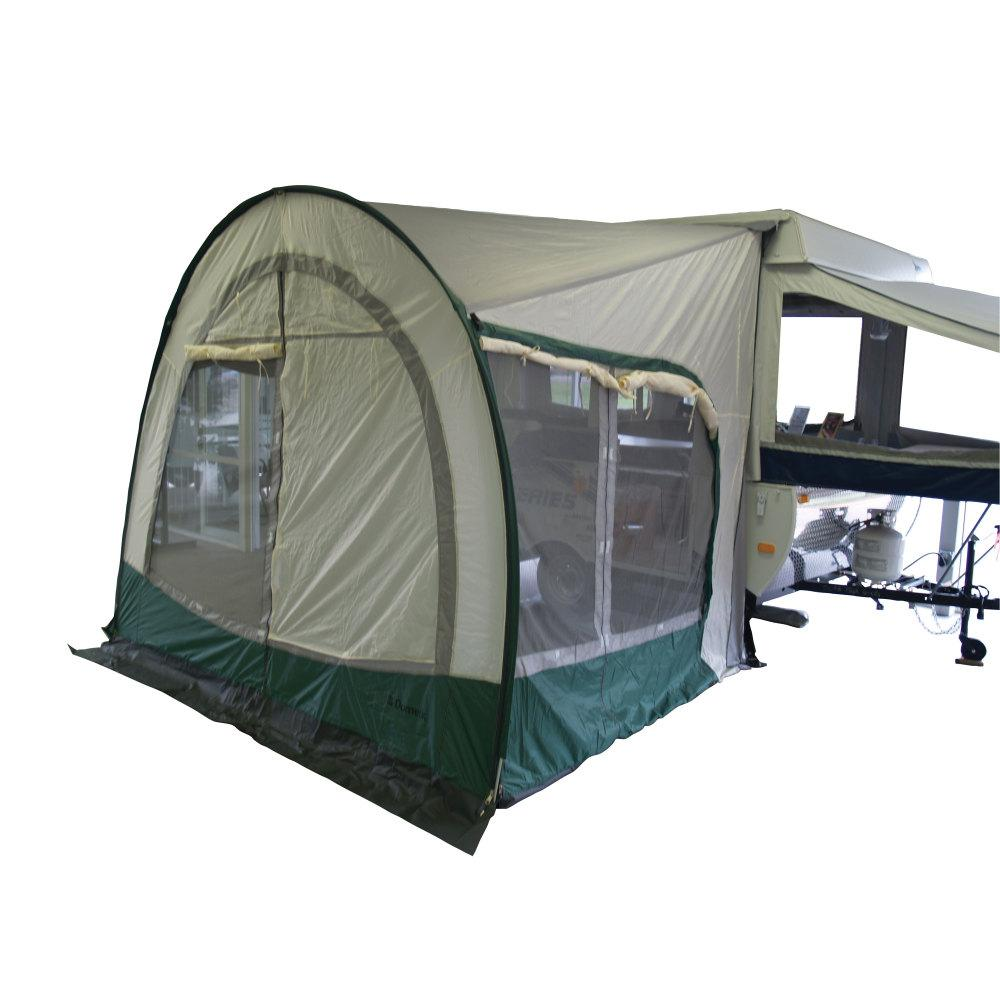 Dometic Cabana Lightweight Dome Awning - 9'-747GRN09.000 ...