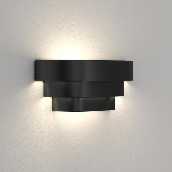 Light Black Wall Sconce
