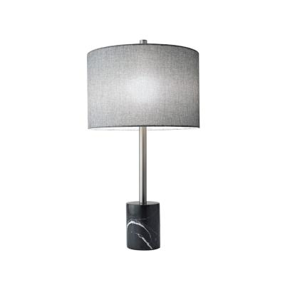 Blythe 28 in. Steel Table Lamp