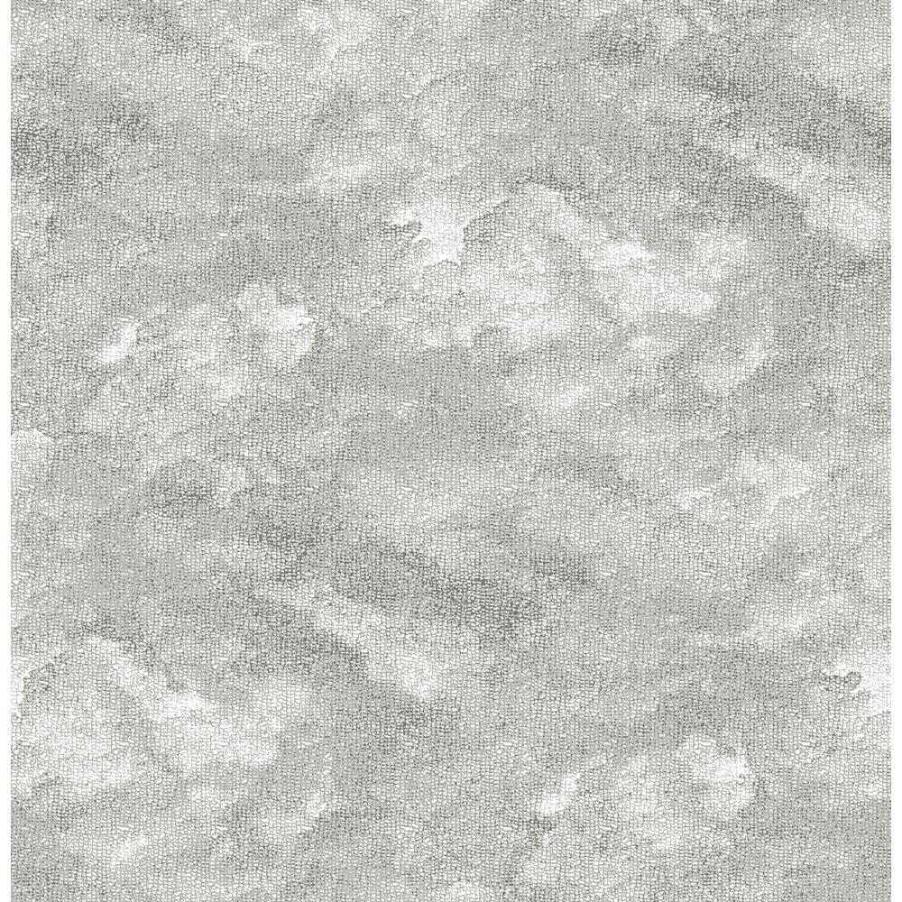 A-Street Bode Grey Cloud Wallpaper