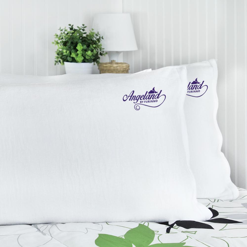 Angeland Shredded Memory Foam Pillow