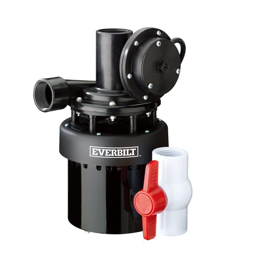 Everbilt Everbilt 1/3 HP Utility Sink Pump