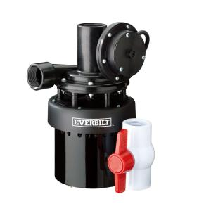 Everbilt 1/3 HP Utility Sink Pump by Everbilt