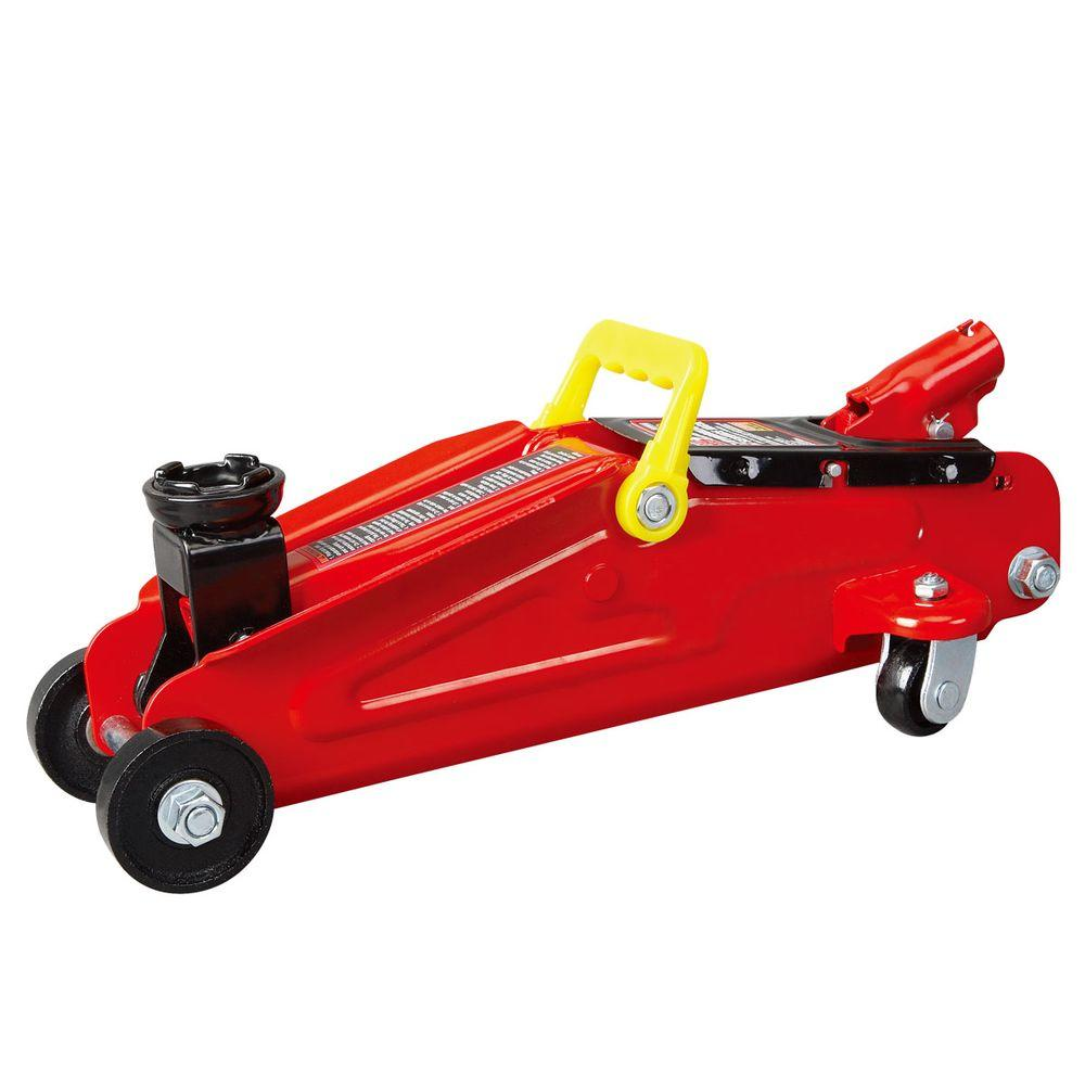 Big Red 2-Ton Trolley Floor Jack