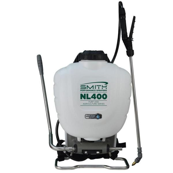 4 Gal. Turf and Agricultural No leak Backpack Sprayer