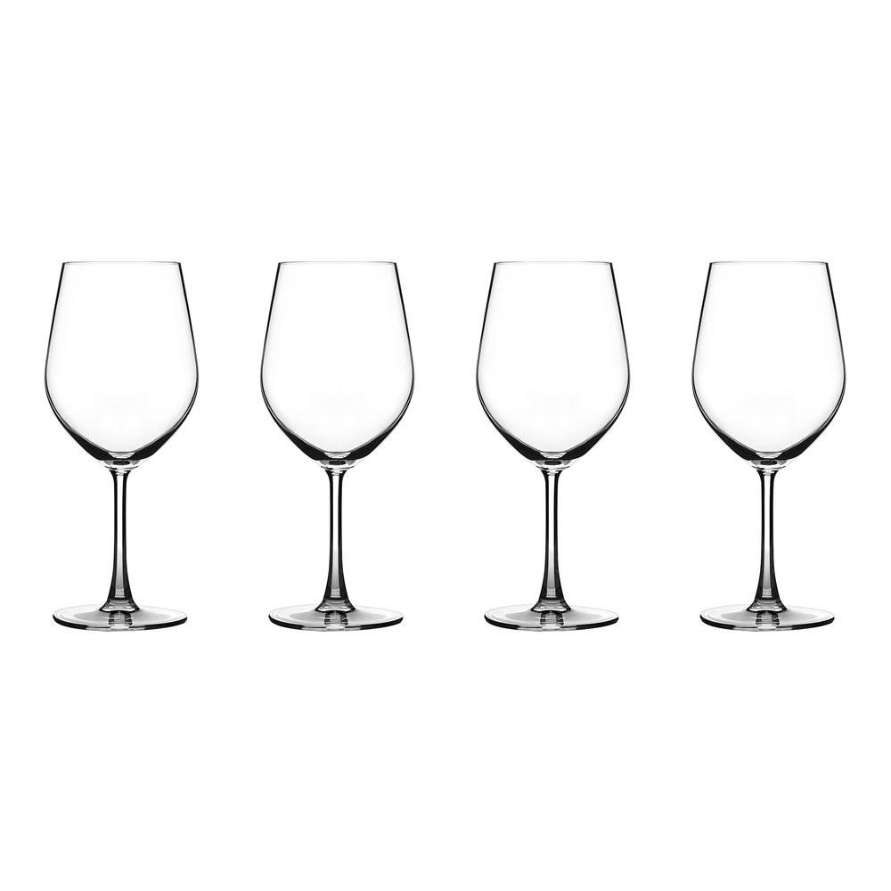 Advantage Glassware Essentials Collection All Purpose Wine Glass in Clear (Set