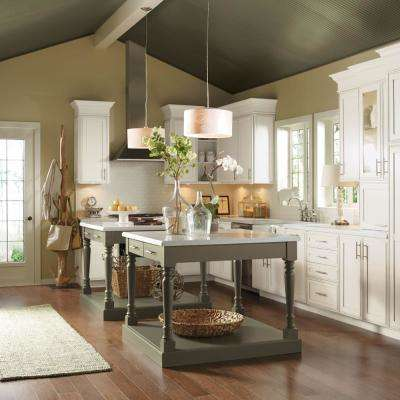 Artisan Custom Kitchen Cabinets Shown in Cottage Style