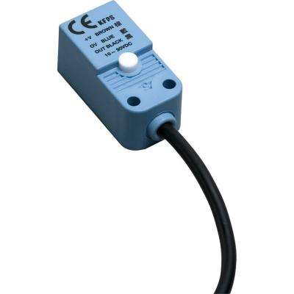 Proximity Sensor with Maximum 36,000 RPM