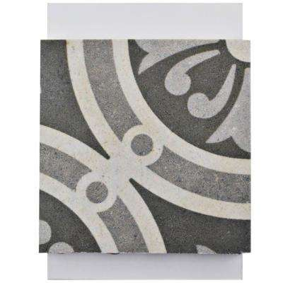 Vintage Classic Porcelain Floor and Wall Tile - 3 in. x 4 in. Tile Sample