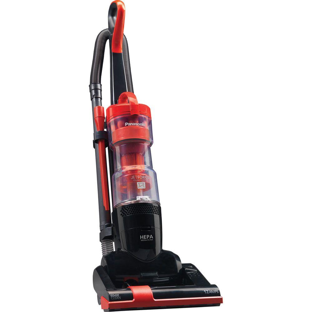 Panasonic Bagless Upright Vacuum Cleaner with 9X Cyclonic Technology