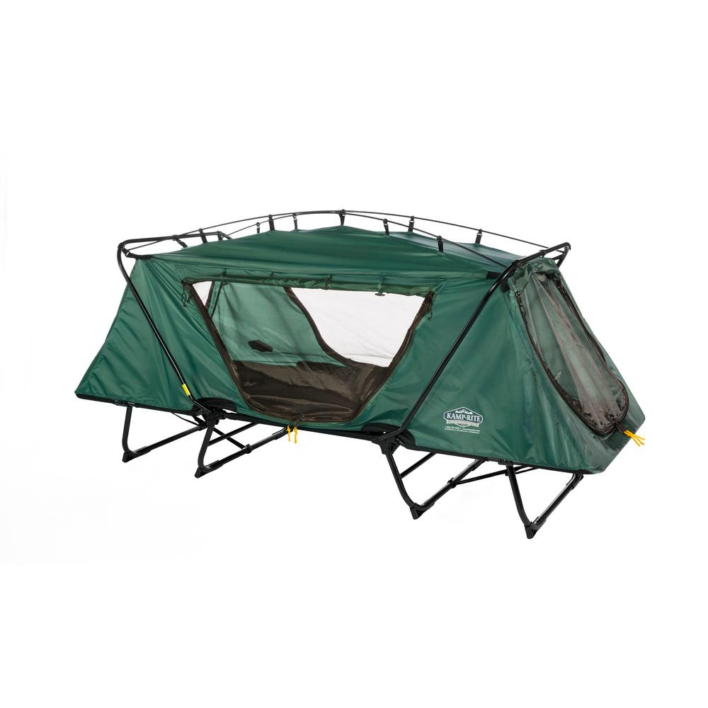 Kamp Rite 1 Person Off The Ground Oversize Tent Cot Dtc