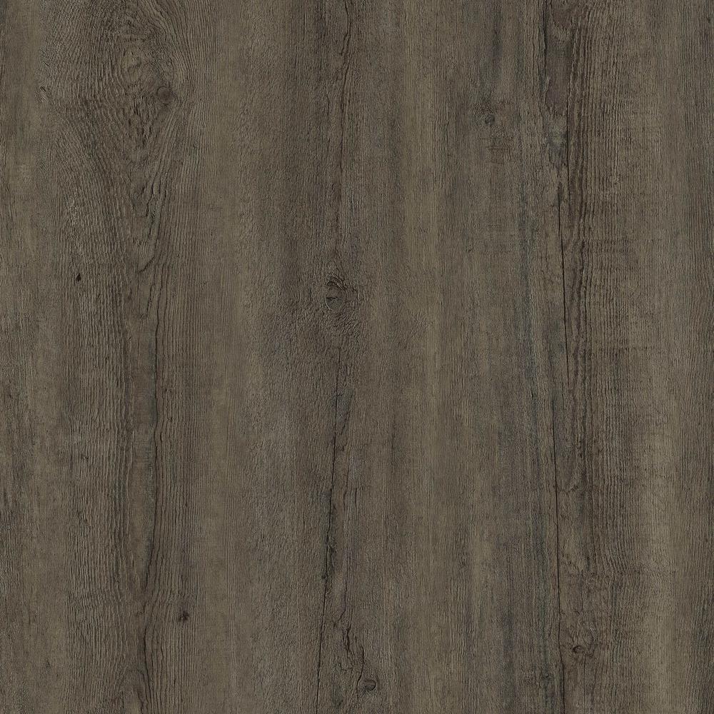 Verge 6 in. x 48 in. Grey Oak Glue Down Vinyl Plank Flooring (36 sq. ft. / case)
