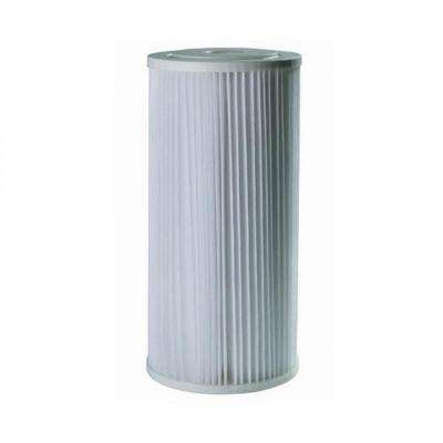 10 in. x 4.5 in. Whole House Water Filter Cartridge
