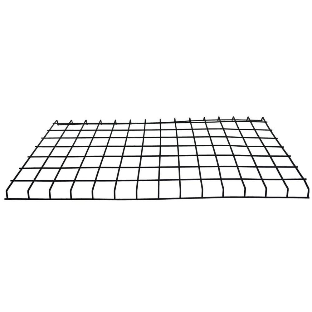 Ogrow 12.6 in. x 30.5 in. Heavy Duty Greenhouse Replacement Shelves Measures (4-Pack)