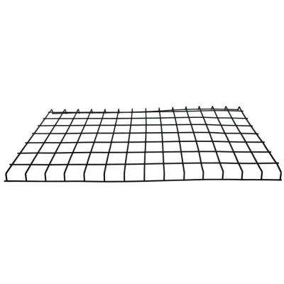 17.5 in. x 24.4 in. Heavy Duty Steel Greenhouse Replacement Shelves (Set of 4)