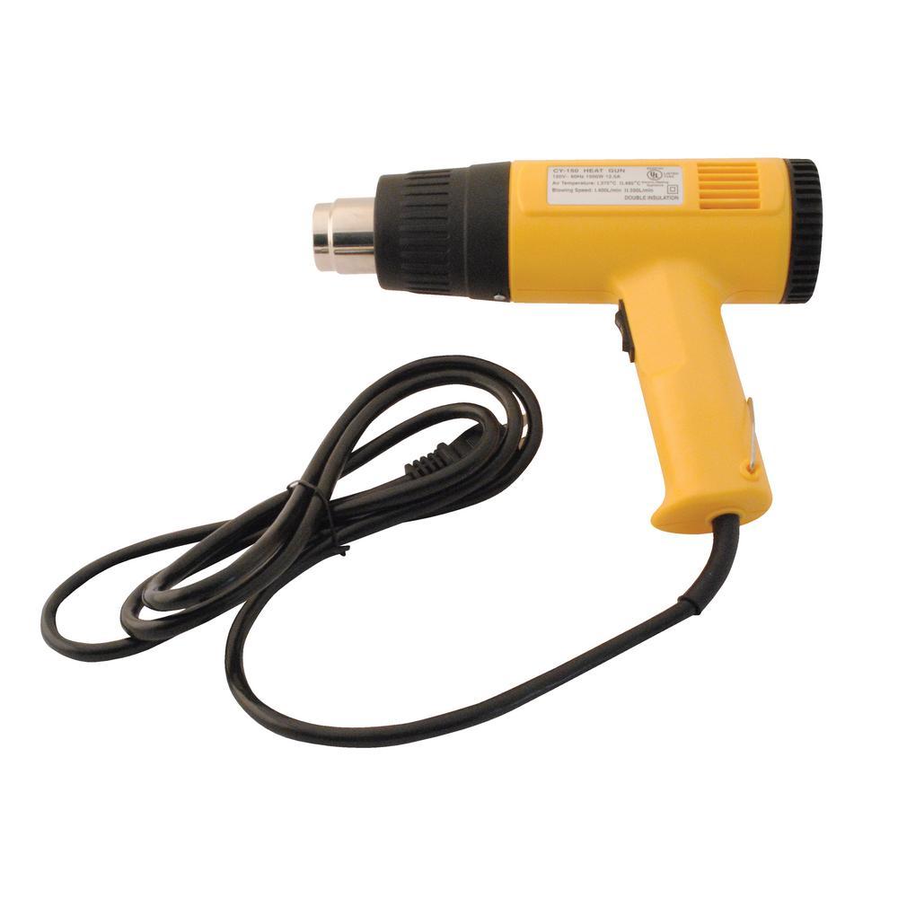 Vestil 115 Volt Electric Shrink Wrap Heat Gun by Vestil
