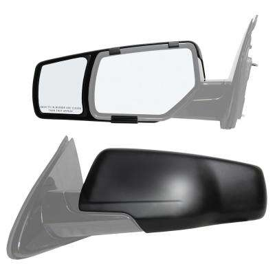 Clip-on Towing Mirror Set for 2015 - 2018 Chevrolet Suburban/Tahoe GMC Yukon
