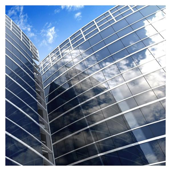 48 in. x 100 ft. S35 High Heat Rejection Reflective Silver 35 Window Film