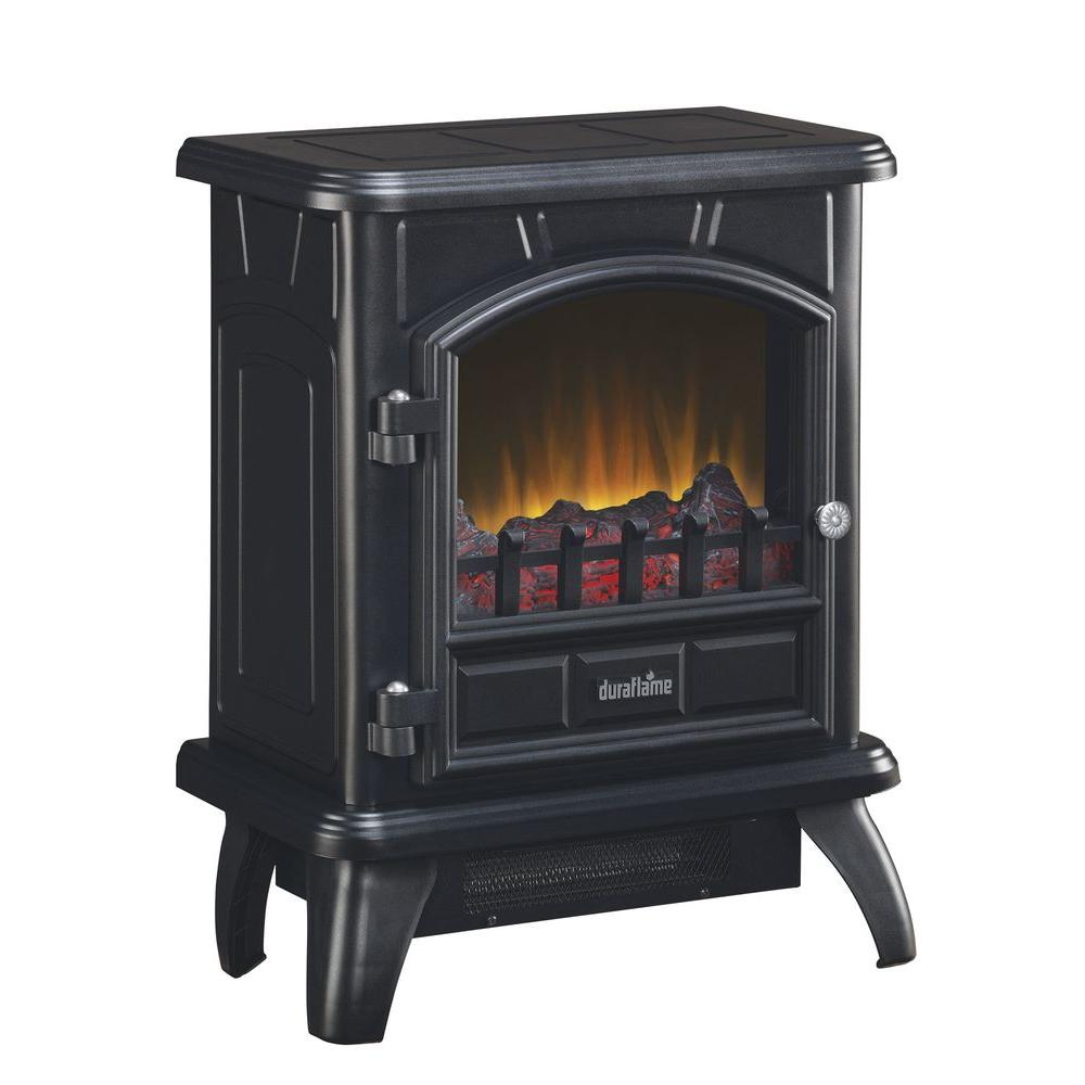Duraflame 400 sq. ft. Thomas Electric Stove with Heater