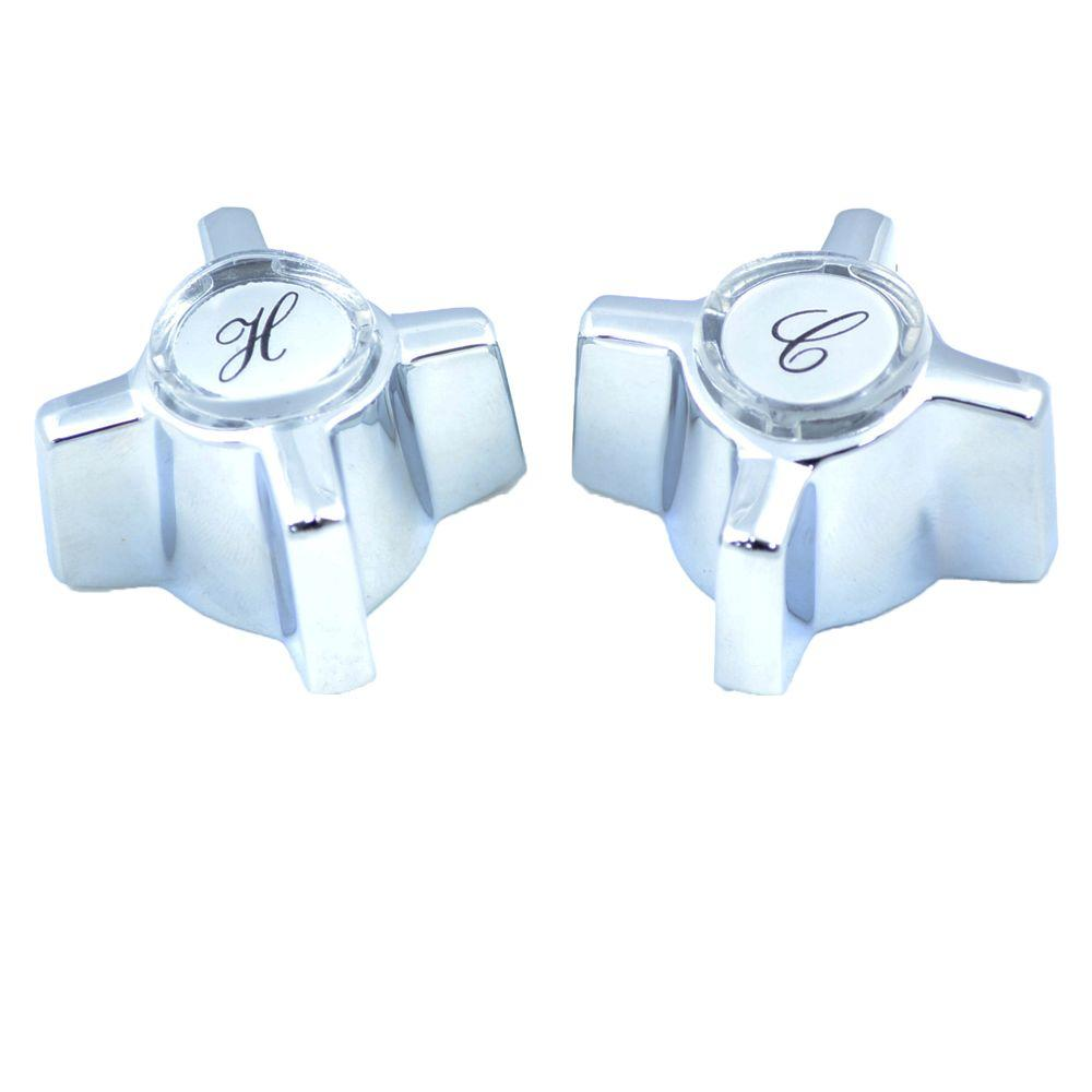 PartsmasterPro Tub and Shower Handle Pair for Sterling Faucets in ...